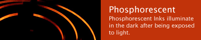 Phosphorescent Ink Products