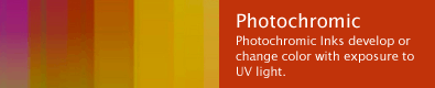 Photochromic Ink Products