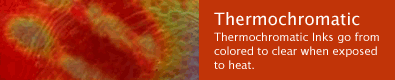Thermochromatic Ink Products